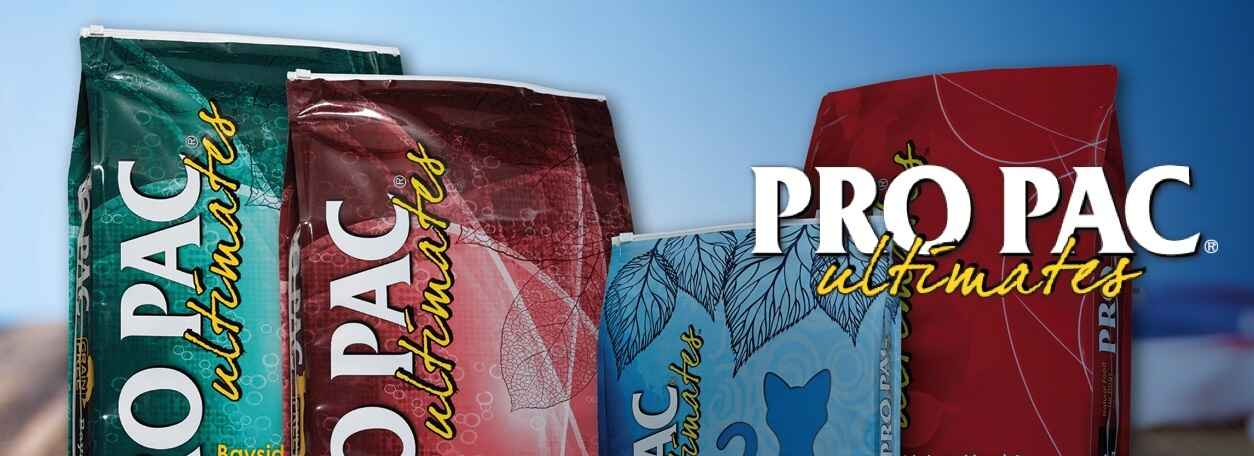 Pro Pac food bags and logo