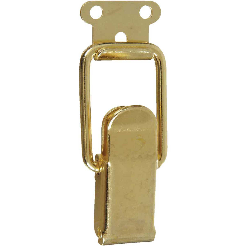 National Catalog V1842 Brass Draw Catch (2-Count) Image 1