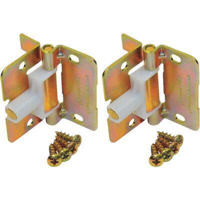 Johnson Hardware Spring Hinge (2 Count)
