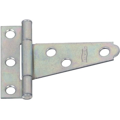 National 2 In. Light Duty T-Hinge With Screw (2 Count)