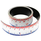 Master Magnetics 3 Ft. Flexible Measuring Tape Image 3
