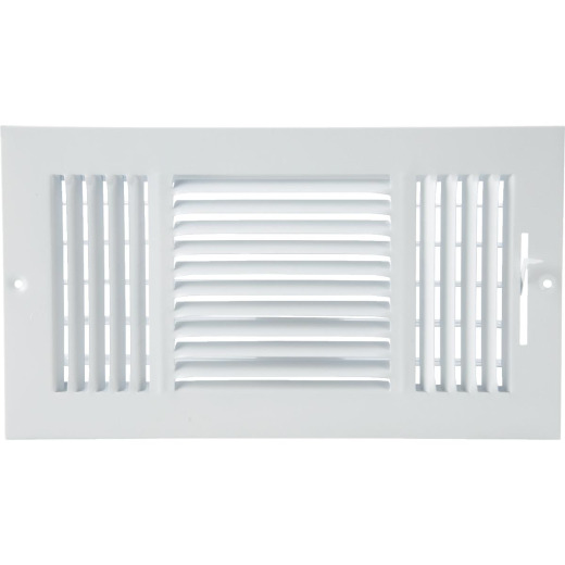 Wall Registers & Return Air Grilles