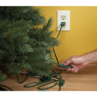 Do it 15 Ft. 18/2 Christmas Tree Extension Cord Image 2