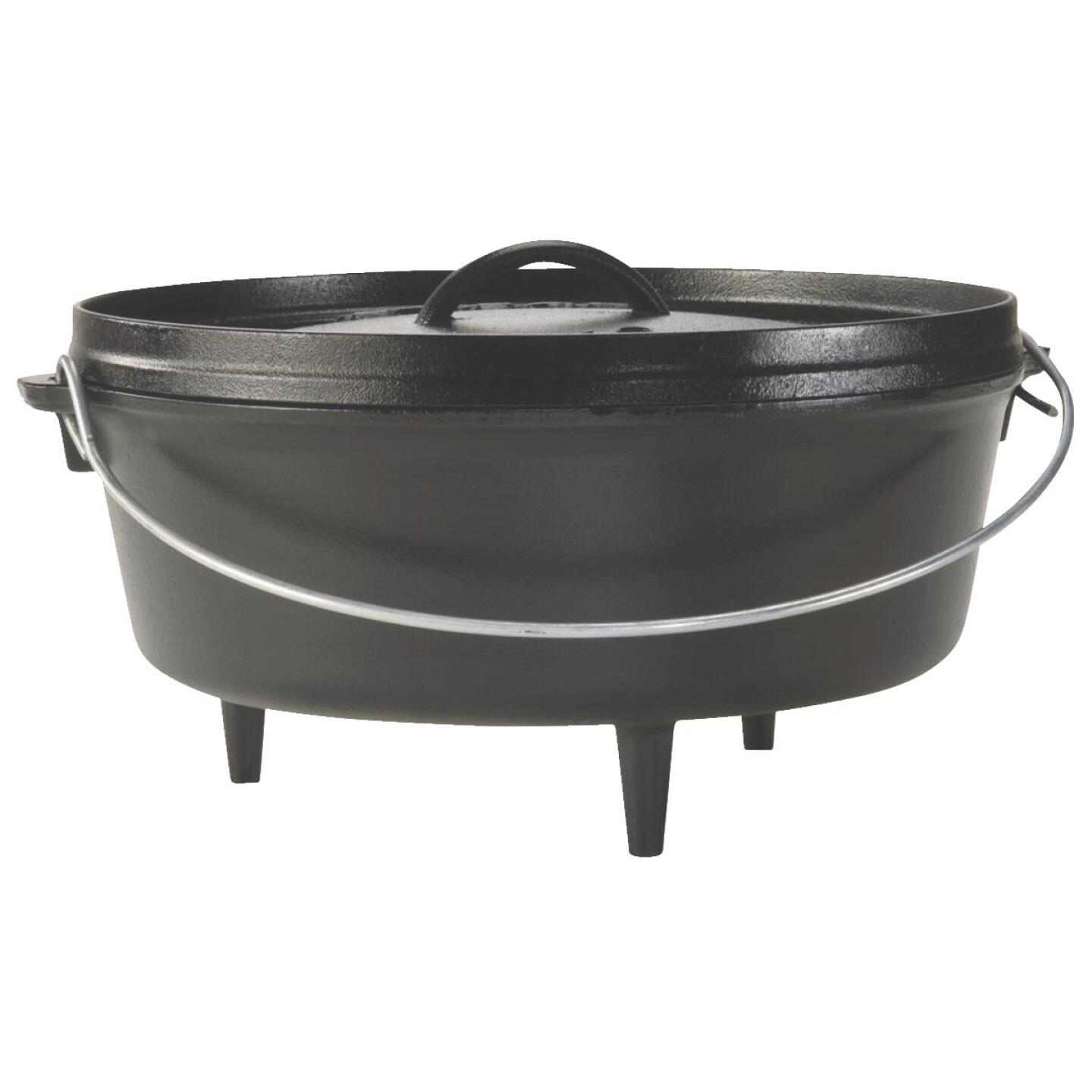 Lodge 6 Qt. Cast Iron Dutch Oven Image 1