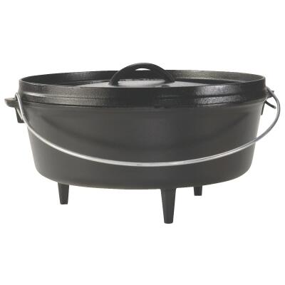 Lodge 8 Qt. Cast Iron Dutch Oven