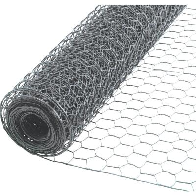Do it 1 In. x 48 In. H. x 25 Ft. L. Hexagonal Wire Poultry Netting
